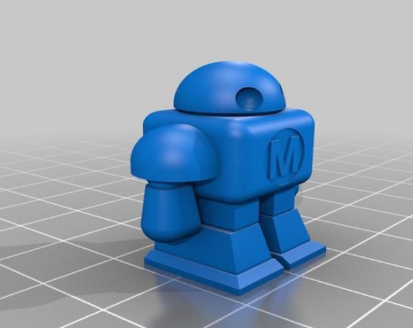 Maker Faire创客 机器人模型 3D模型  图8