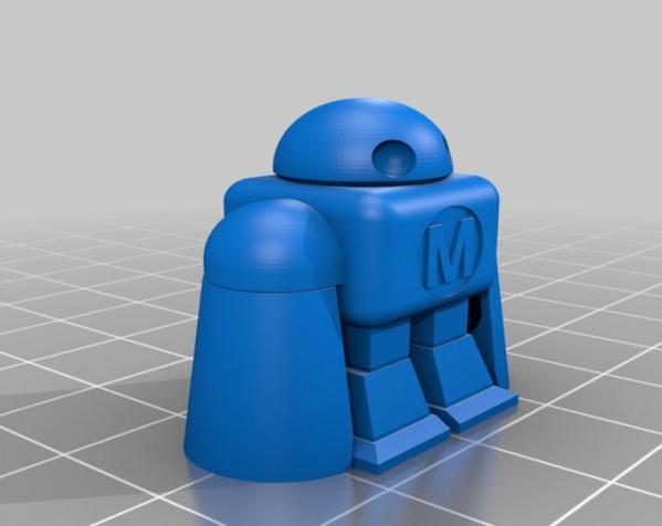 Maker Faire创客 机器人模型 3D模型  图9