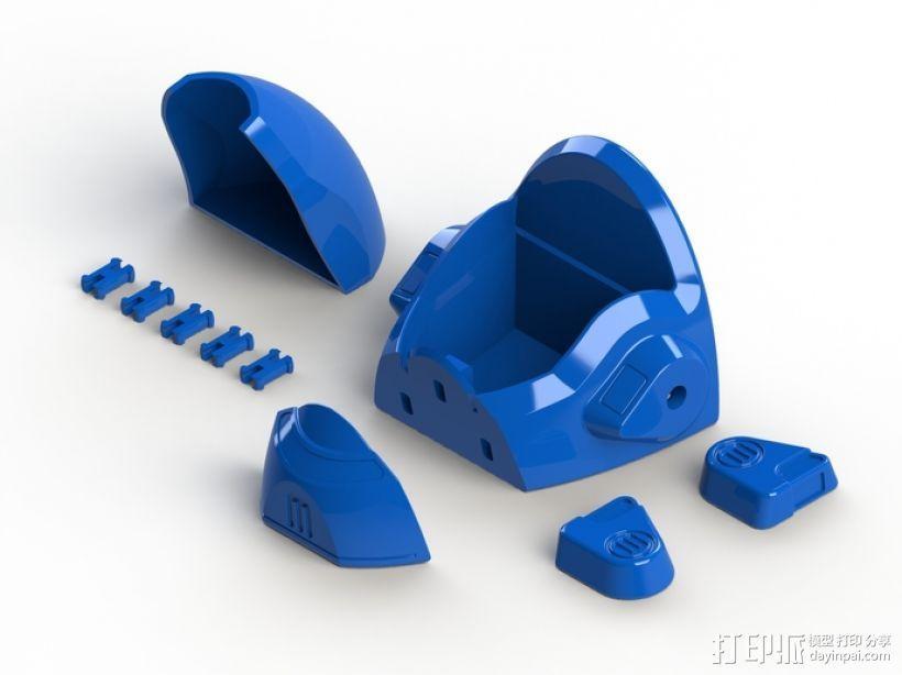 喷射机 模型 3D模型  图10
