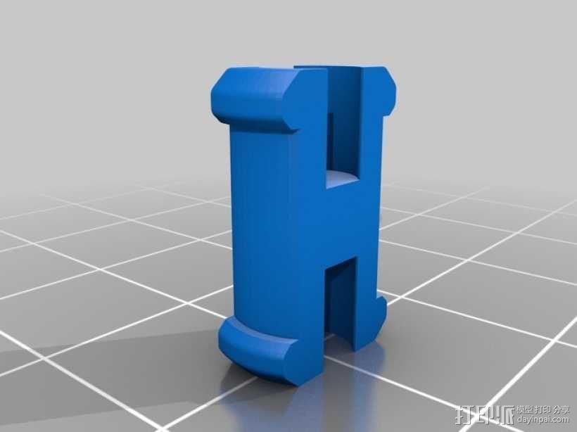 喷射机 模型 3D模型  图11