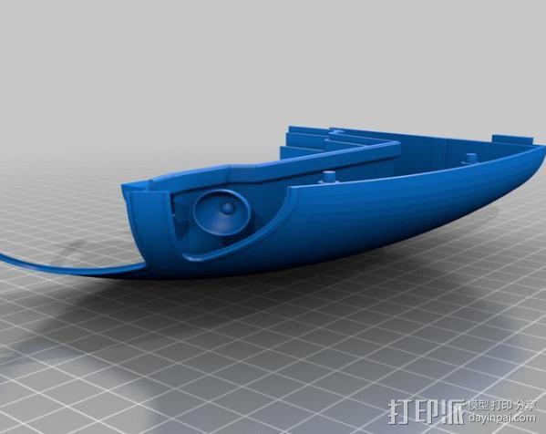 2040未来主义风格飞行器 3D模型  图14