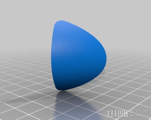 2040未来主义风格飞行器 3D模型  图16