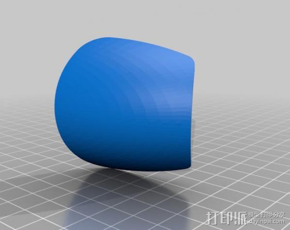 2040未来主义风格飞行器 3D模型  图17