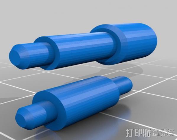 2040未来主义风格飞行器 3D模型  图19
