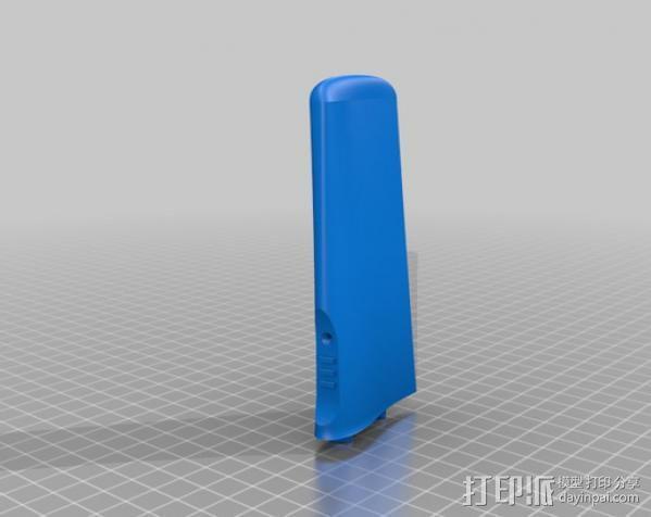 2040未来主义风格飞行器 3D模型  图24
