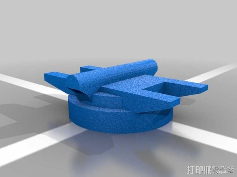 大篷车 3D模型  图3