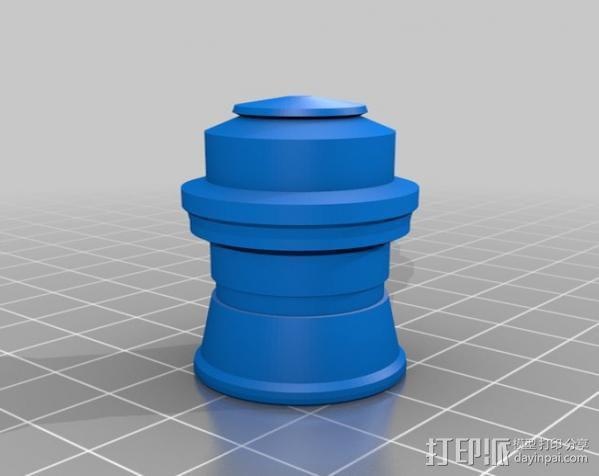 《神秘博士》音速起子  3D模型  图5