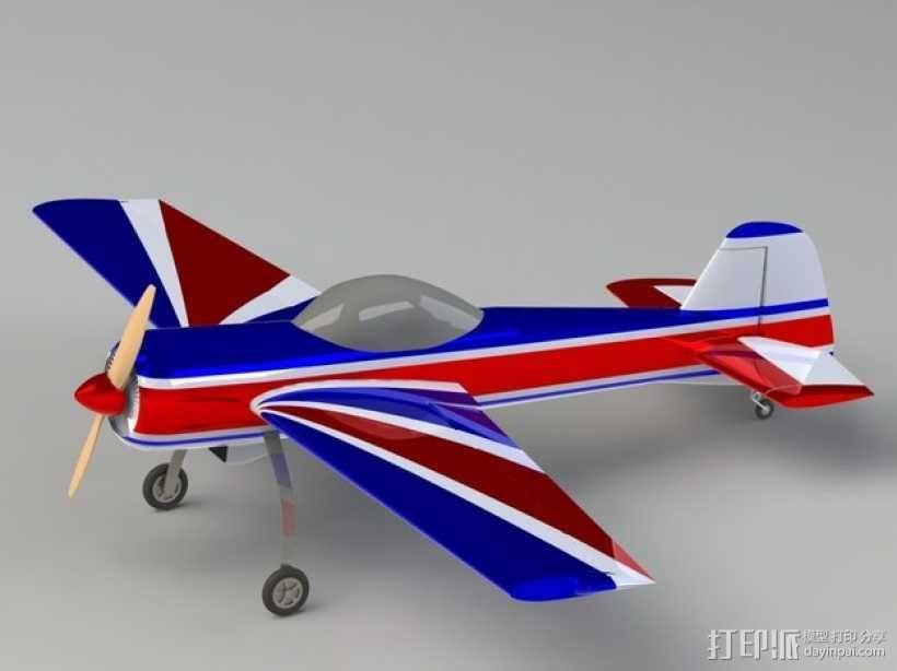 俄罗斯飞机模型 3D模型  图2