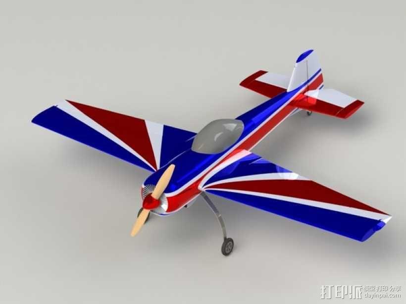 俄罗斯飞机模型 3D模型  图1