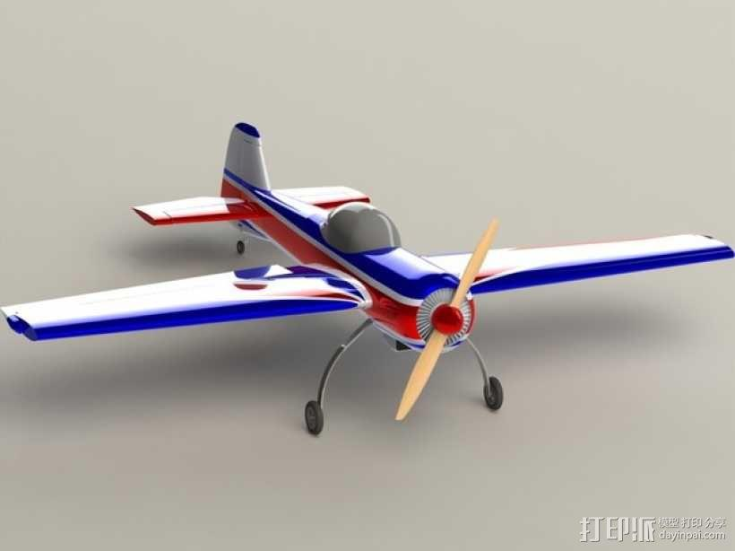 俄罗斯飞机模型 3D模型  图3