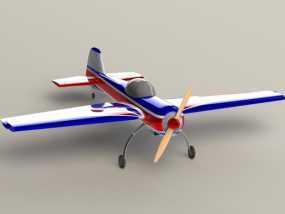俄罗斯飞机模型 3D模型