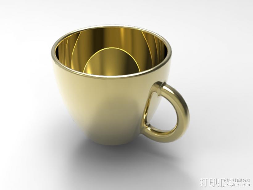 杯子 3D模型  图3