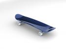滑板 3D模型 图5