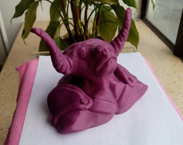 牛头怪 3D打印制作  图5