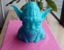尤达大师 3D打印制作  图2