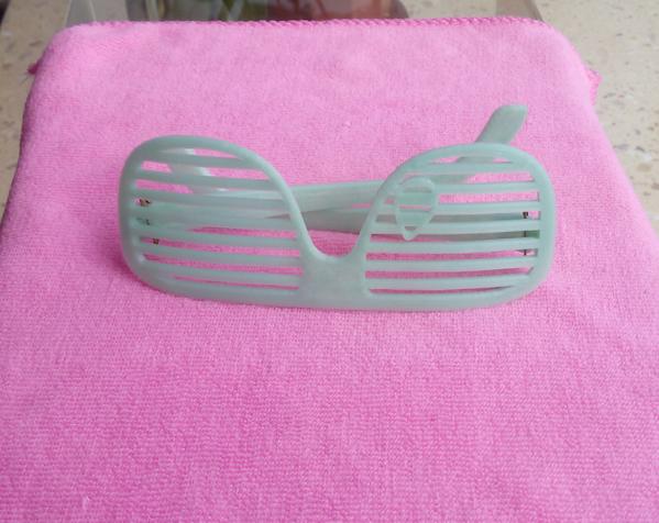 快门眼镜 3D打印制作  图1