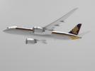 飞机模型 3D模型 图2