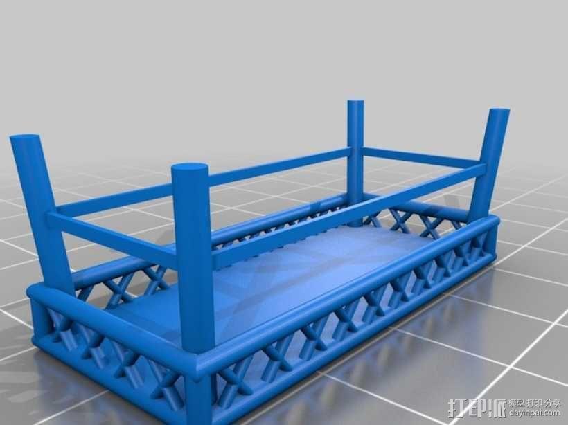 1:24柳条家具套件 3D模型  图9