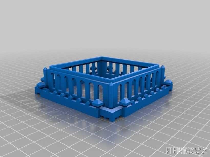 大本钟 3D模型  图6