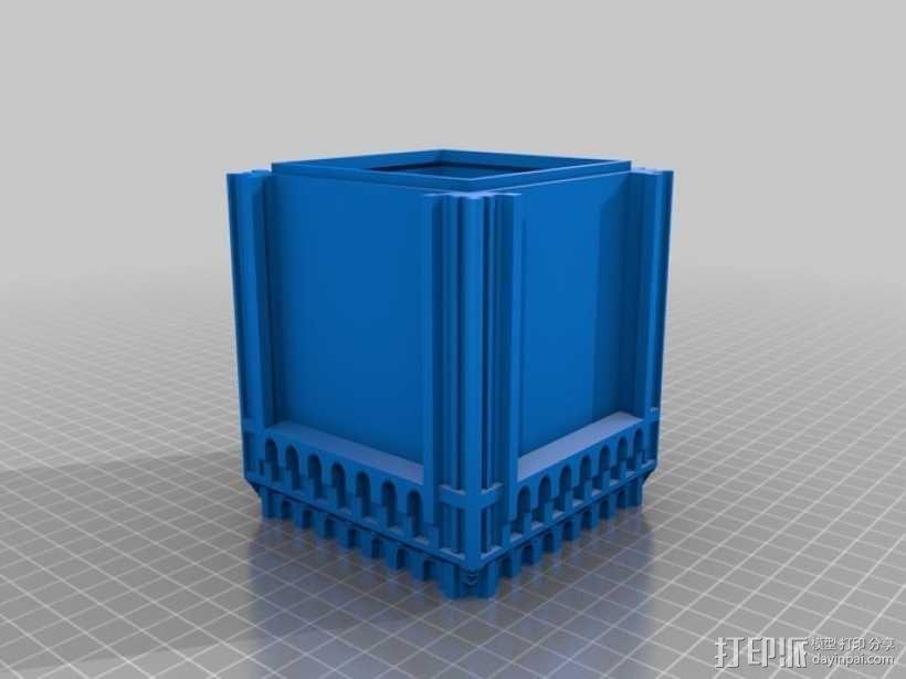 大本钟 3D模型  图7