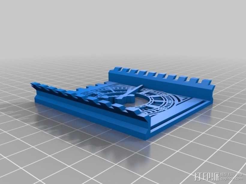大本钟 3D模型  图9