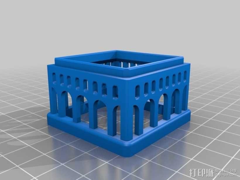 大本钟 3D模型  图13
