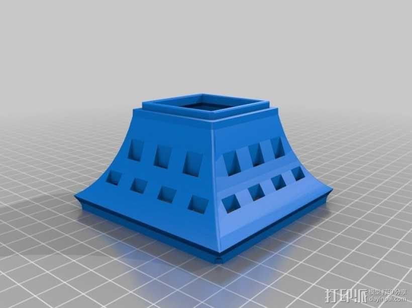 大本钟 3D模型  图15