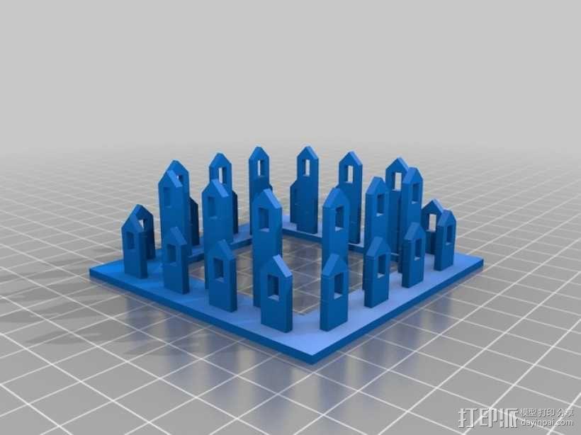 大本钟 3D模型  图19