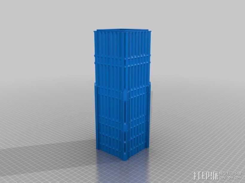 大本钟 3D模型  图21