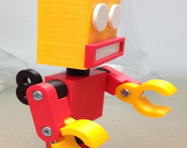 机器人 3D模型  图2
