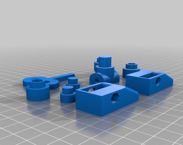 机器人 3D模型  图8