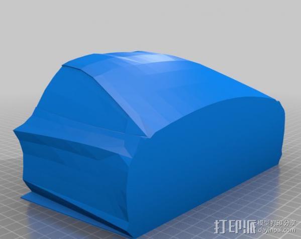 法拉利458 3D模型  图3