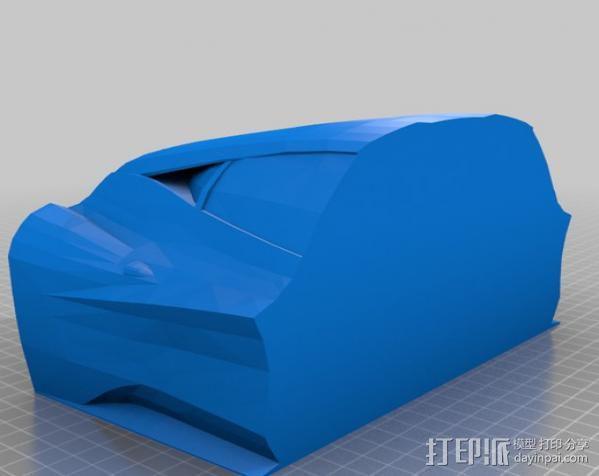 法拉利458 3D模型  图5