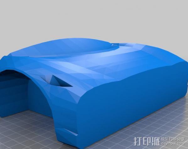 法拉利458 3D模型  图4