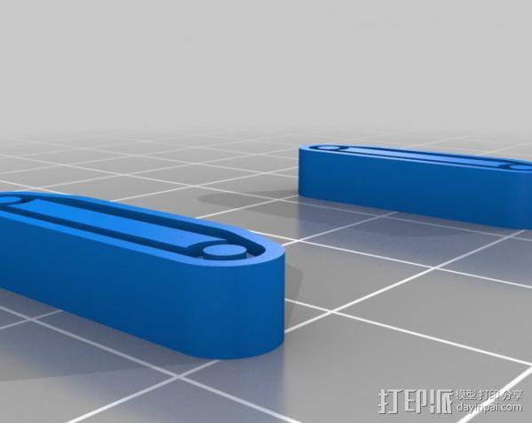迷你挖掘机 3D模型  图19