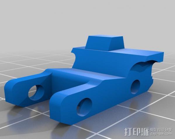 迷你翻斗车 3D模型  图6