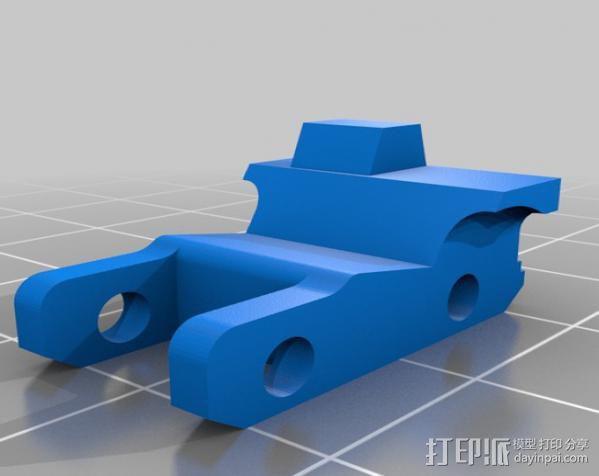 迷你翻斗车 3D模型  图7