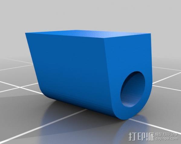 迷你翻斗车 3D模型  图9
