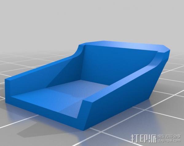 迷你翻斗车 3D模型  图8