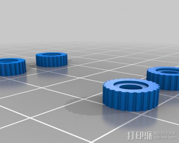 迷你翻斗车 3D模型  图11