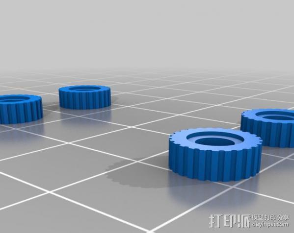 迷你翻斗车 3D模型  图12