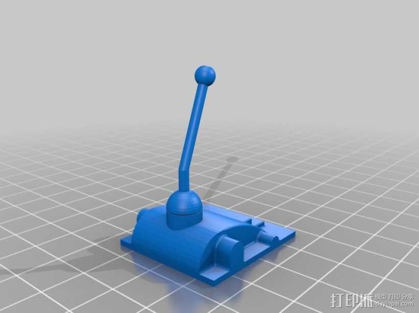 拖拉机  3D模型  图9