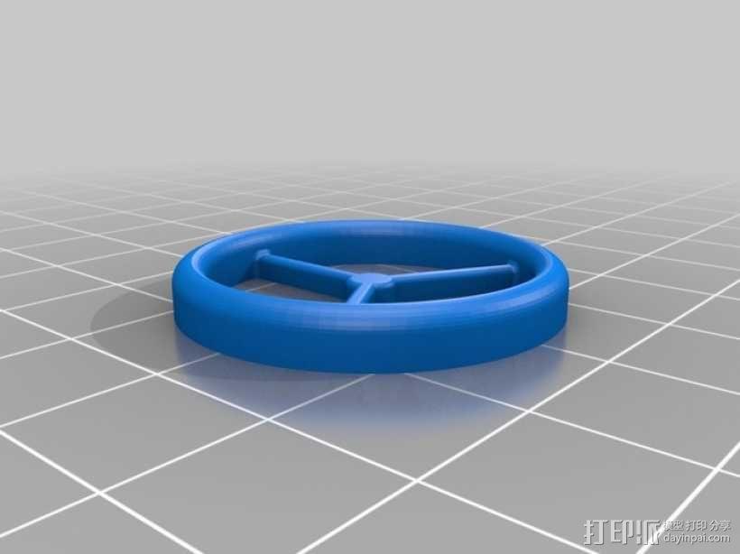 拖拉机  3D模型  图8