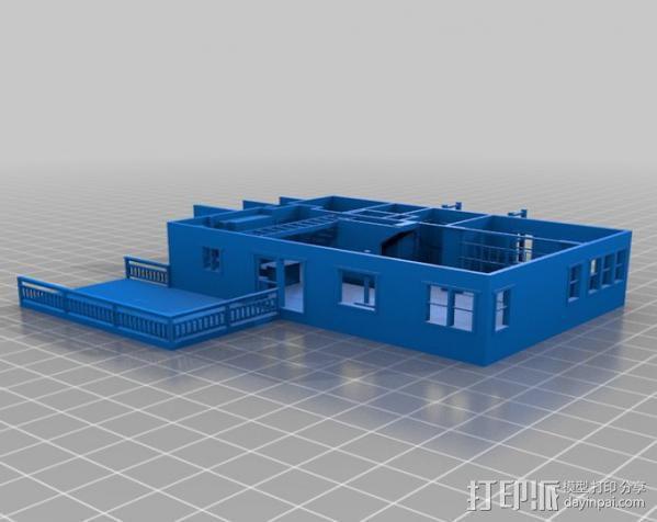 迷你房屋 3D模型  图10