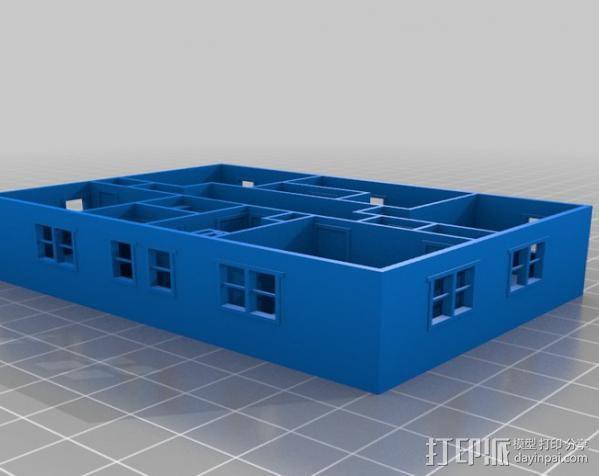 迷你房屋 3D模型  图11