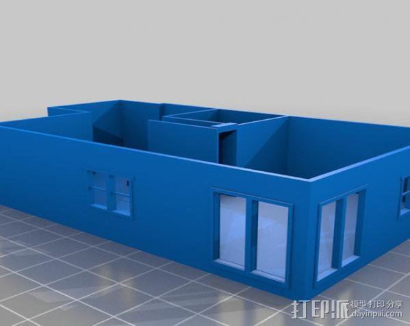 迷你房屋 3D模型  图9