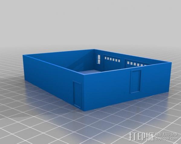 迷你房屋 3D模型  图13