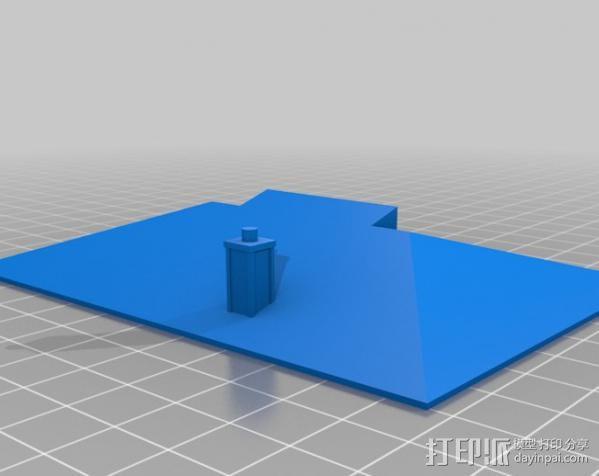 迷你房屋 3D模型  图12