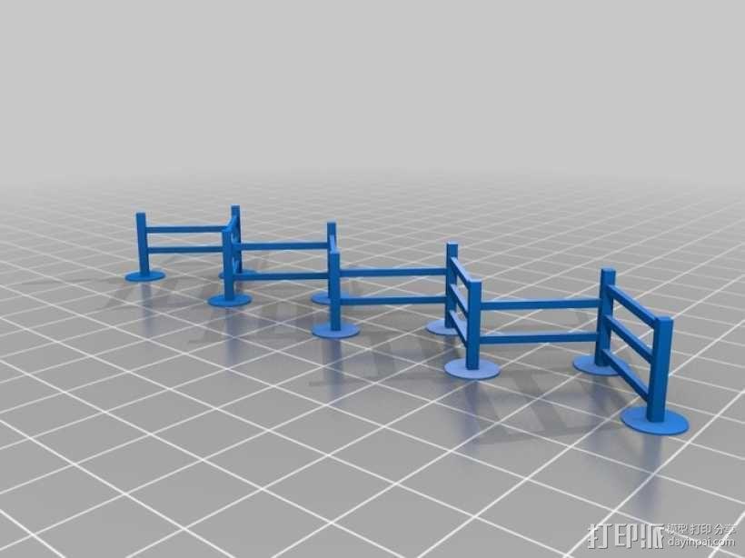 野餐主题小物件 3D模型  图8