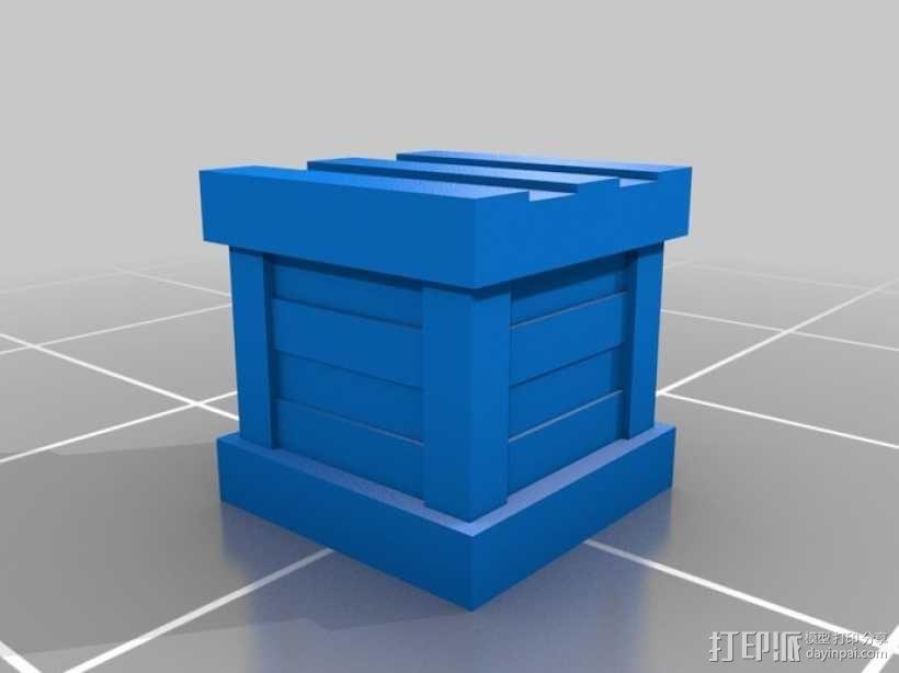 野餐主题小物件 3D模型  图10